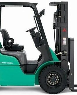 Mitsubishi FG40N FG45N FG50CN FG50N FG55N Forklift Trucks Service Repair Workshop Manual DOWNLOAD