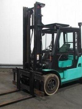 Mitsubishi FG50 Forklift Trucks (Engine) Service Repair Workshop Manual DOWNLOAD