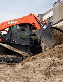 Kubota SVL75, SVL90 Compact Track Loader Maintenance Manual