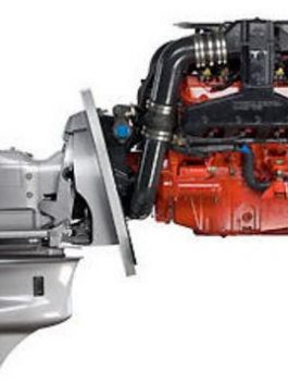 VOLVO PENTA 8.1L DPX375 DPX420 MARINE ENGINE WORKSHOP MANUAL