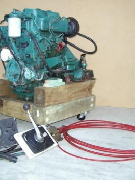 VOLVO PENTA MD1B MD2B MD3B Marine Diesel Workshop Manual