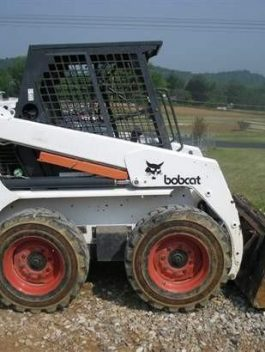 2001 Bobcat 763 G S.no. 5122260554 workshop service repair manual