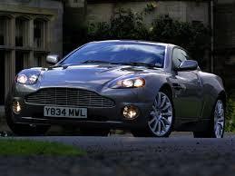 2002 Aston Martin V12 Vanquish Owner's Manual Download