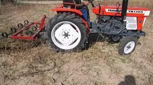 yanmar 1700 vintage tractor workshop service repair manual