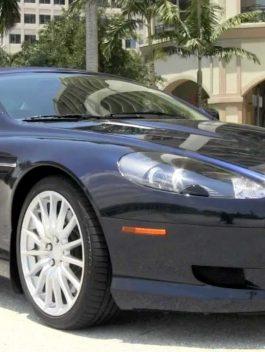 2006 Aston Martin DB9 Volante Owner's Manual