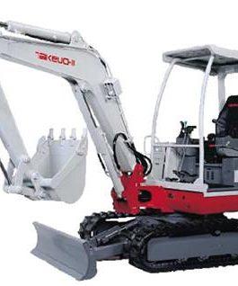 Takeuchi TB135 2000 Workshop Service Repair Manual