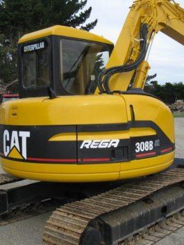 Caterpillar Cat 308B SR Mini Excavator Service Manual Download S/No : 3YS
